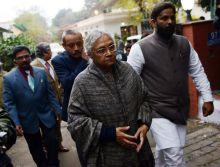 Sunanda Pushkar cremation, Lodhi Road crematorium, Sheila Dikshit