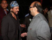 Shah Rukh Khan, Amar Singh