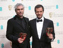 Best Director, Alfonso Cuaron
