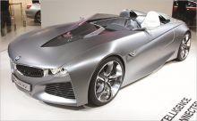 BMW Vision Drive Concept