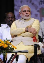 Narendra Modi, India Economic Convention 2014, New Delhi