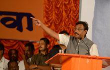 Shiv Sena-RPI rally