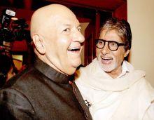 prem chopra and amitabh bachchan