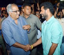 boney kapoor and prabhudeva