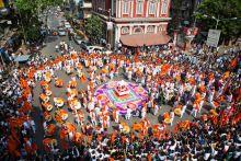 Gudi Padwa, Maharashtra