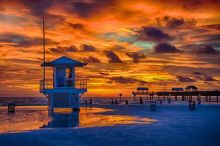 Clearwater, Florida.