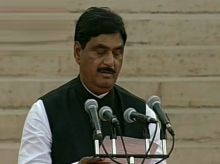 Gopinath Munde, Team Modi oath ceremony