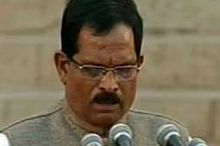 Shripad Yesso Naik, Team Modi oath ceremony