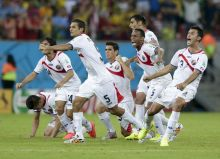 Costa Rican players