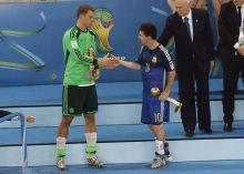 Neuer & Messi