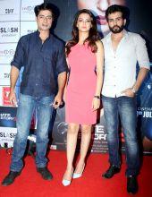 surveen chawla, jay bhanusali and sushant singh
