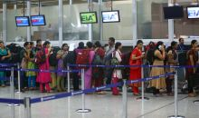 Freed Indian nurses, Iraq, Kochi airport, Oomen Chany
