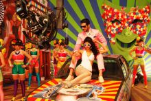 zayed khan and tina desai
