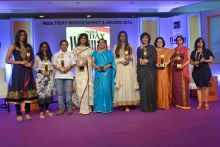 India Today Woman Awards 2014