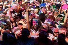Sydney colour run