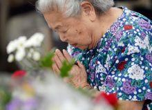 Hiroshima bombing anniversary