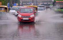 Rains in Delhi