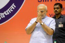 Jan Dhan Yojana, Narendra Modi