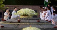 Rajiv Gandhi's 70th birth anniversary