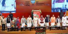Amit Shah, Narendra Modi, Rajnath Singh, Arun Jaitley, LK Advani