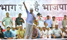 Arvind Kejriwal, AAP, Jantar Mantar