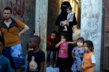 Devastation in Gaza