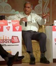 BJP Leader Seshadri Chari