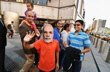 Celebrations at Madison Square on Narendra Modi's US visit
