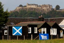 Scotland gears up for independence vote