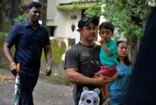 Aamir Khan and Azad