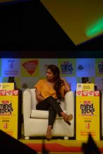 India Today's Mind Rocks Youth Summit 2014, Mithali Raj