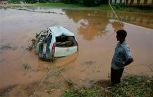 landslides, flash floods, northeast india, assam, meghalaya