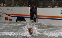 Floods hit Philippines capital