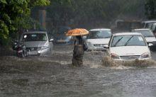 New Delhi rainfall