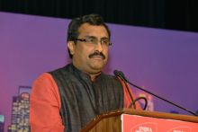 Ram Madhav at India Today Conclave in New York