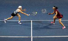 Sania Mirza, Cara Black win Tokyo Open women's doubles
