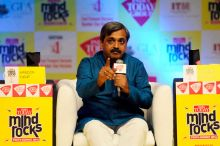 Mind Rocks Youth Summit 2014, Satish Upadhyay
