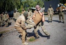 Strained ceasefire in conflict-marred Ukraine