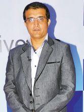 Sourav Ganguly Co-owner, Atletico de Kolkata.