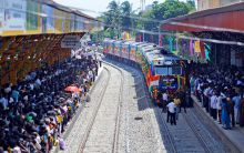 Queen of Jaffna train