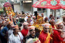 India celebrates Vijaya Dashami