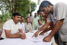 Faridabad voting