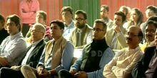 PM Modi meets journalists