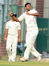 Central Zone bowler