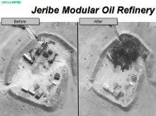 Jeribe Modular Oil Refinery