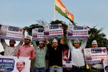 Cracker-free Diwali, AAP Youth Wing