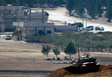Tussle for Kobane continues