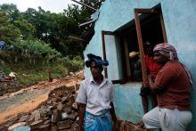 Sri Lanka mudslide
