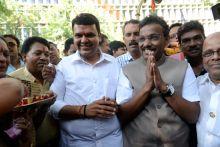 Maharashtra BJP leaders, Devendra Fadnavis, Vinod Tawde