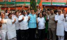 Maharashtra BJP leaders